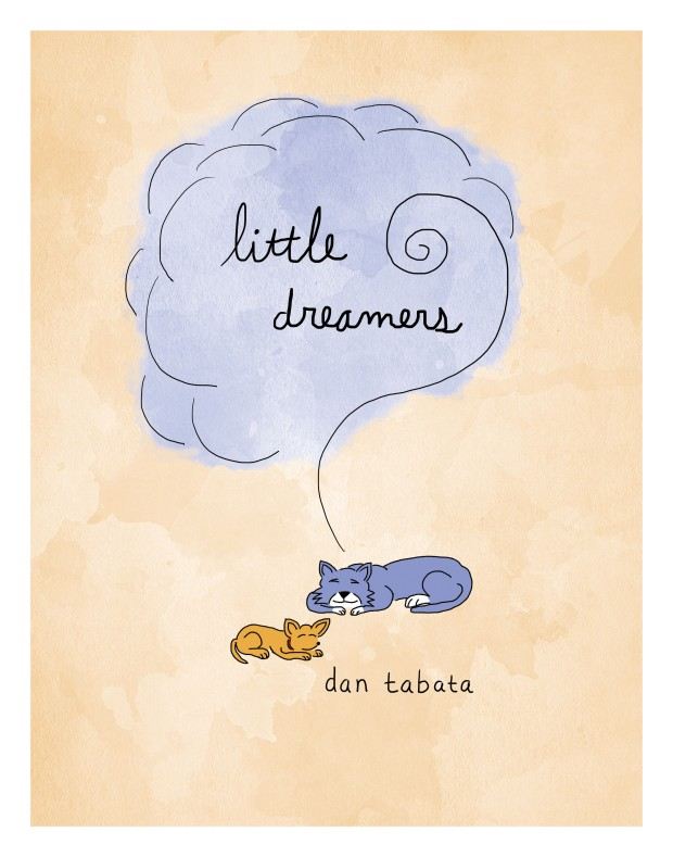 little dreamers, page 1