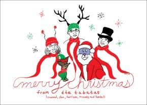 Christmas Postcard 2013