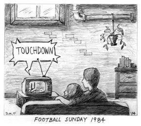Football Sunday 1984