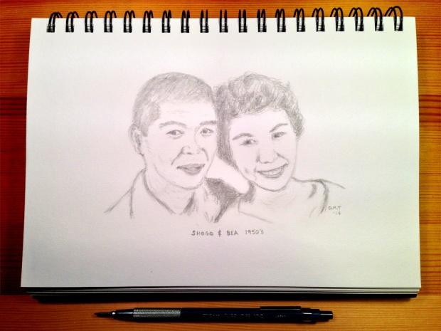 Shogo and Bea