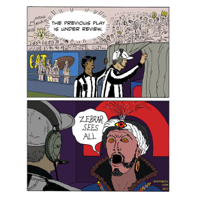 Replay Official comic