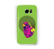 Sparrow Spectrum design decorating a Redbubble phone case