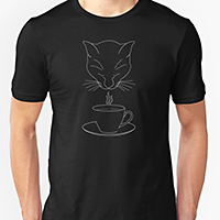 Redbubble coffee lover t-shirt